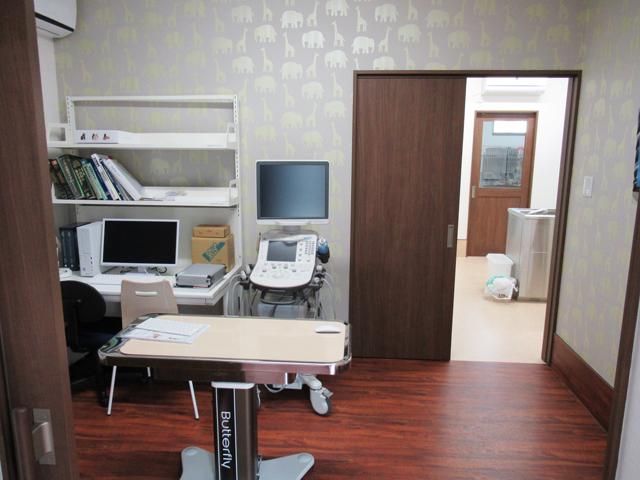 犬の診療室